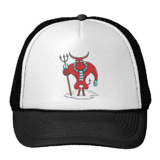 Cold Day in Hell Trucker Hat