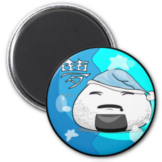 Cold Dreams 2 Inch Round Magnet