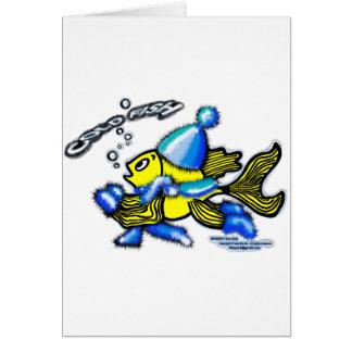 Cold Fish Card
