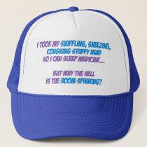 Cold/Flu Trucker Hat
