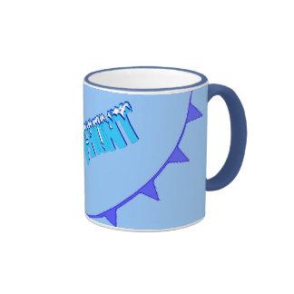 Cold Front Ringer Mug