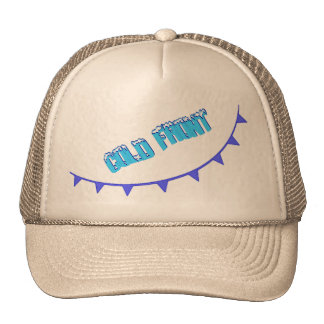 Cold Front Trucker Hat