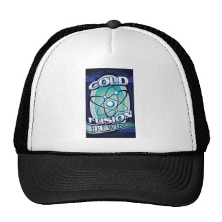 Cold Fusion Brewing Mesh Hat