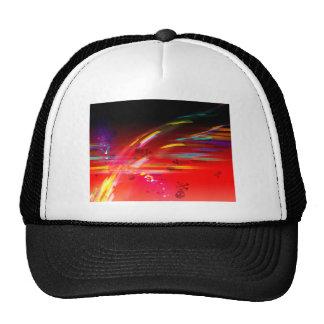 Cold Fusion Punk Art Trucker Hat