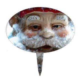 Cold Gnome Cake Topper
