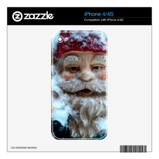Cold Gnome Skin For The iPhone 4