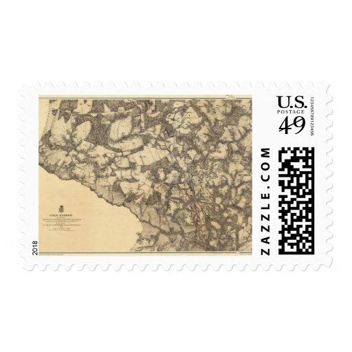 Cold Harbor, Virginia Postage Stamp