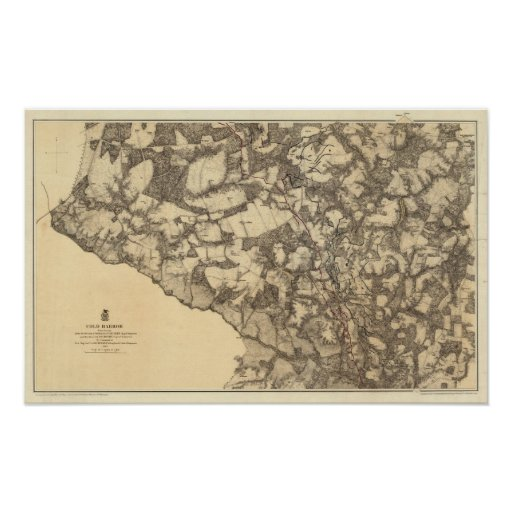 Cold Harbor, Virginia Posters