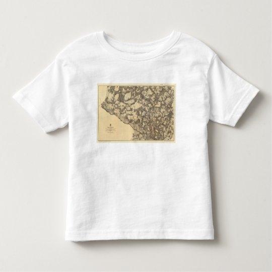 Cold Harbor, Virginia Toddler T-shirt