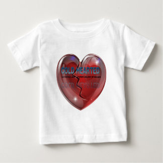 Cold Hearted Light Aparel Baby T-Shirt