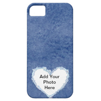 Cold Hearted - Space for Photo- Literally Cool iPhone SE/5/5s Case