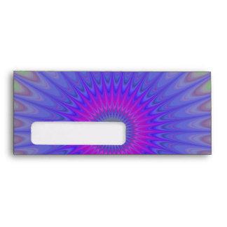 Cold mandala envelope