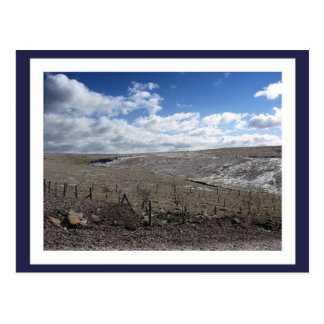 Cold Moor Day Postcard