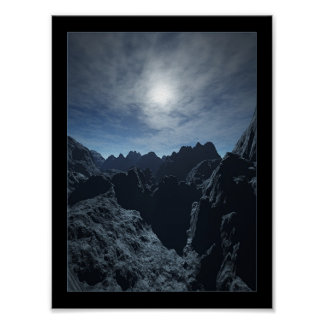 Cold Night Poster