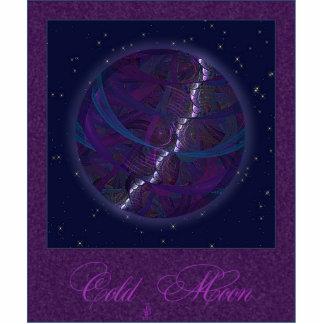 Cold Oak Moon Cutout