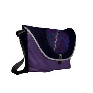 Cold Oak Moon Messenger Bag