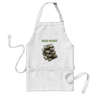 Cold One? Adult Apron