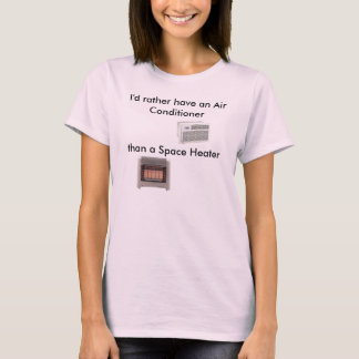 cold or hot T-Shirt