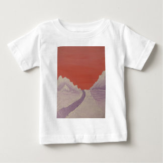 Cold Path To Nowhere Baby T-Shirt