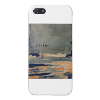 Cold Pond iPhone 5 Cases