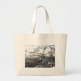 Cold River Jumbo Tote Bag