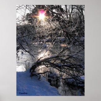Cold River print