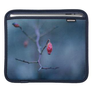 Cold rose ipad and laptop sleeve iPad sleeve