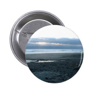 Cold Sands Pinback Button