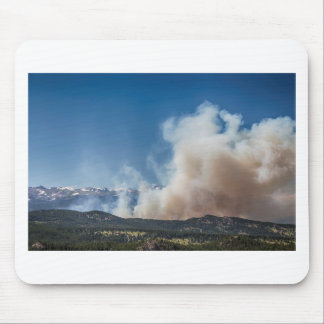Cold_Springs_Fire_Boulder_County_Colorado Mouse Pad