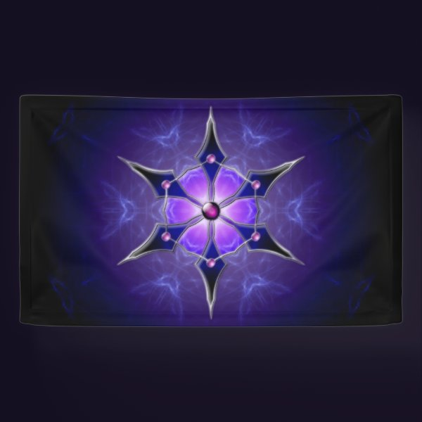 Cold Starlight Banner