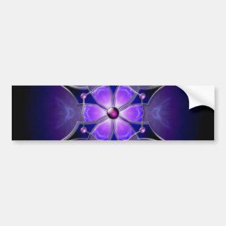 Cold Starlight Bumper Sticker