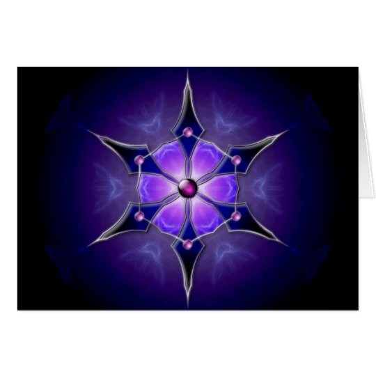 Cold Starlight Card