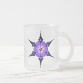 Cold Starlight Frosted Mug