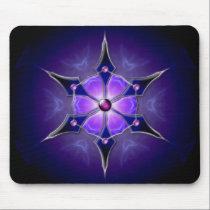 Cold Starlight Mousepad