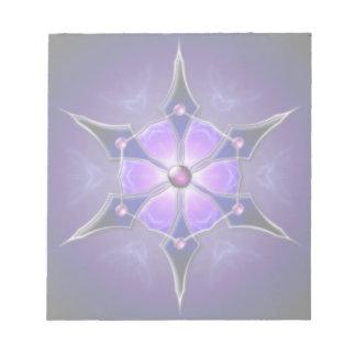 Cold Starlight Notepad
