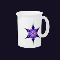 Cold Starlight Pitcher