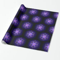 Cold Starlight Wrapping Paper