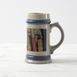 Cold steel arms beer stein