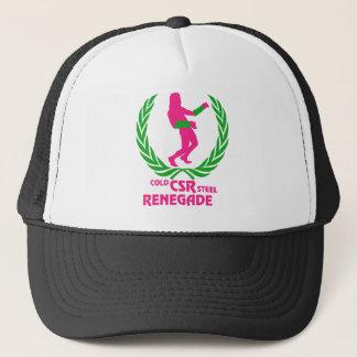 Cold Steel Renegade Trucker Hat