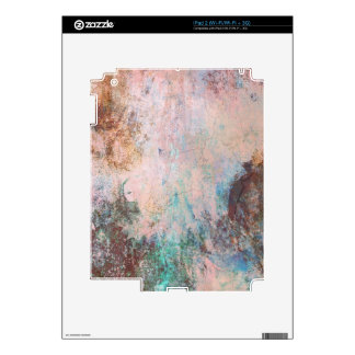 Cold Stone Abstract Decals For The iPad 2