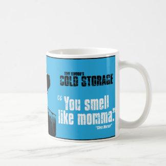 Cold Storage Classic White Coffee Mug