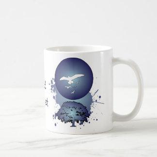 Cold Sunset Coffee Mug