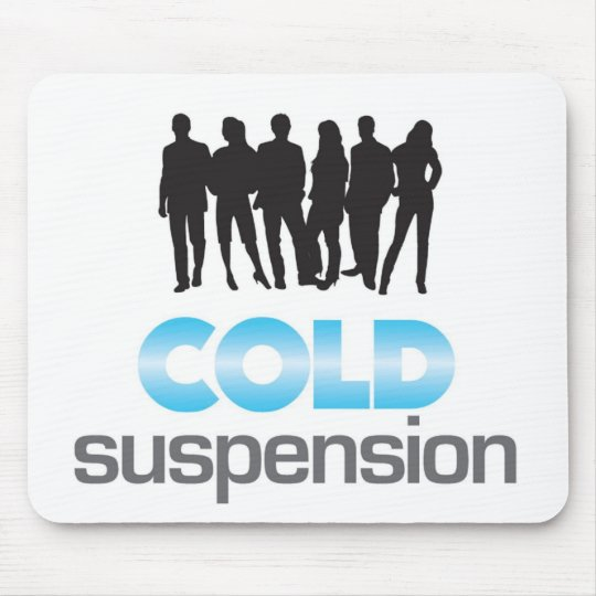 Cold Suspension Mouse Paf Mouse Pad