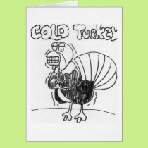 Cold Turkey Card