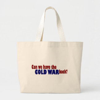 Cold War Canvas Bags