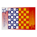 "Cold War Chess - Zero Gravity Chess (for 3"") Posters"