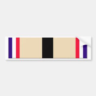 Cold War Commemorative Ribbon - 2 Bumper Sticker