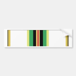 Cold War Commemorative Ribbon - 4 Bumper Sticker