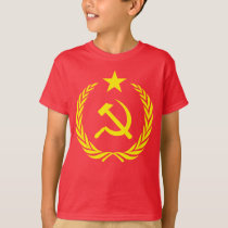 Cold War Communist Flag Tie | Zazzle.com