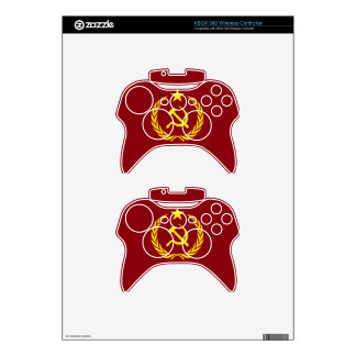 Cold War Communist XBOX360 Wireless Controller Xbox 360 Controller Decal